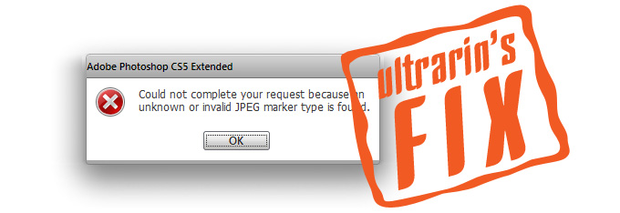 invalid-jpeg-marker-type-is-found-fix